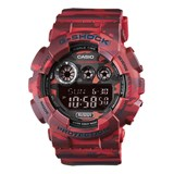 WATCH CASIO G-SHOCK COLLECTION MILITARY GD-120 CM-4ER GD-120CM-4ER