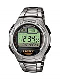 WATCH CASIO MAN W-734D-1AVEF