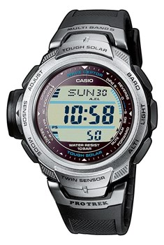 Casio PRW-500-1VER Solar watch