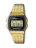 CASIO WATCH UNISEX A159WGEA-1EF 4971850946