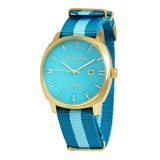 CASUAL WATCH BLUE MAN 8435334800026 DEVOTA & LOMBA