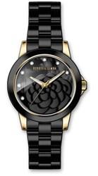 Reloj cerámica negra mujer 8435432513019 DEVOTA Y LOMBA Devota & Lomba