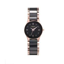 Reloj Ceramica negra QZ EN 25 Viceroy 40834-57
