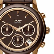 DKNY NY8430 CERAMIC WATCH