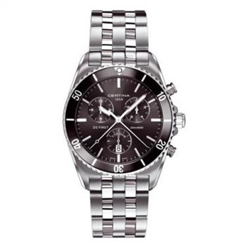 CERTINA FIRST CERAMIC CHRONO C014.417.44.081.00 WATCH