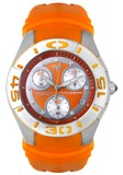 MONTRE CHRONO ORANGE TECHNOMARINE 802044589
