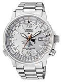 CITIZEN RADIO CONTROLLED ECODRIVE AS2020 - 53 H PILOT WATCH AS2020-53H