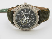 CITIZEN ECO-DRIVE AT0606-01W CHRONO WATCH