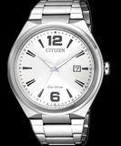 WATCH CITIZEN ECO DRIVE MAN STEEL AW1370-51B