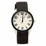 Reloj ck correa silicona negro K5E51CB2 Calvin Klein