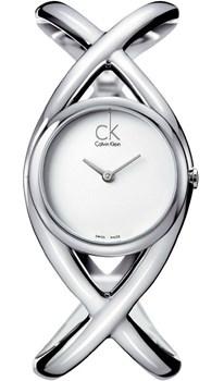 WATCH CK LINK M SST PO K2L23120 Calvin Klein