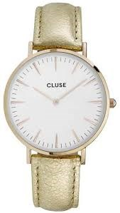 WATCH CLUSE CL18421 IN GOLD