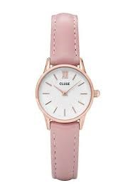 WATCH CLUSE CL50010 PINK BOX AND PINK LEATHER