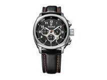 WATCH CHRONO STRAP BLACK QT7121102 TIMBERLAND
