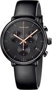 RELOJ CRONO HIGH BLACK Calvin Klein K8M274CB