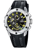 WATCH CRONOGAFO BLACK AND AMARILLOF16382/2 FESTINA