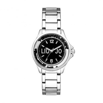 WATCH DANCING BLACK MINI LIU JO TLJ586