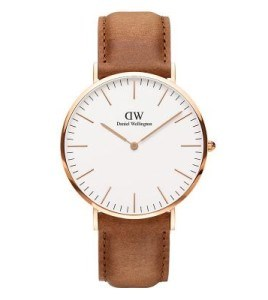 WATCH DANIEL WELLINGTON dw00100110