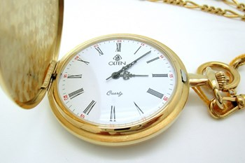 OLTEN POCKET WATCH 1220677