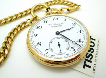 TISSOT T82440212 POCKET WATCH