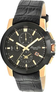 Montre homme chronographe de Kenneth cole KC 1816