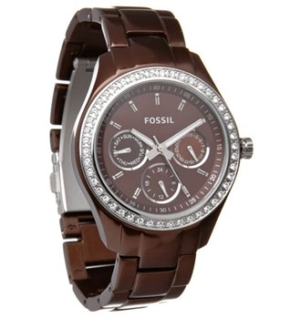 Female FOSSIL STELLA ALUMINUM ES2949 watch