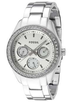Female FOSSIL STELLA ALUMINUM ES2947 watch