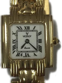 MONTRE OR 18 CARATS VICEROY LADY AM262-099
