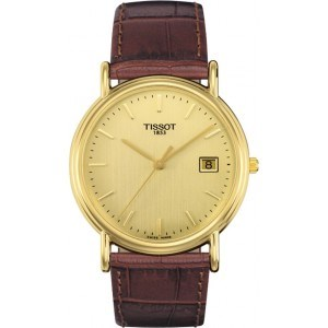 Montre en or 18 Kilates T71342921 Tissot