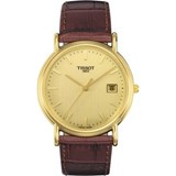 Gold 18 Kilates T71342921 Tissot watch