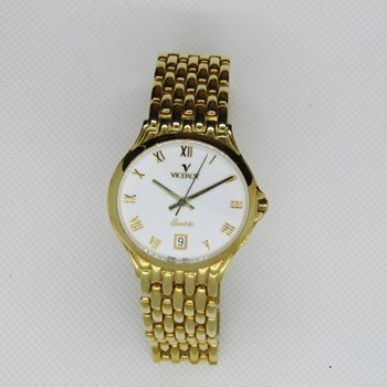 GOLD WATCH VICEROY