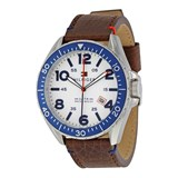 WATCH DECLAN ACE 46MM ESF BL COR SEA TOMMY HILFIGER 1791132