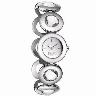 DG LADY WATCH SILVER DW0729 D&G