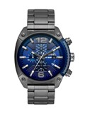 DIESEL WATCH OVERFLOW DZ4412