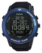 WATCH DIGITAL MAN PRESS PQ2029X1 Pulsar