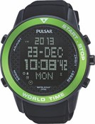 WATCH DIGITAL MAN PRESS PQ2033X1 Pulsar