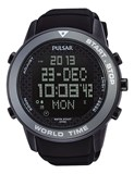 WATCH DIGITAL MAN PRESS PQ2035X1 Pulsar