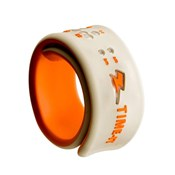 RELOJ DIGITAL DE UNISEX TIME-IT TIT_CREMA-NARANJA