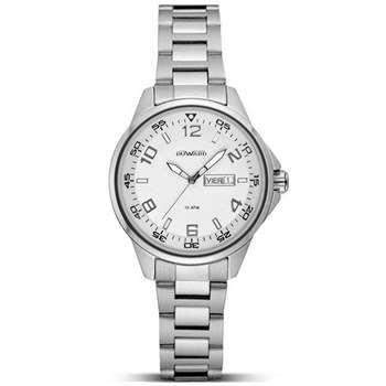 DUWARD WOMAN WHITE DIAL D24153.16 WATCH