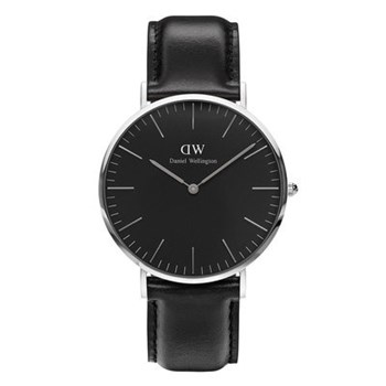 WATCH DW00100133 CLASSIC BLACK S SHEFFIELD 40MM DANIEL WELLINGTON