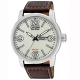 MONTRE ECO DRIVE MENS EN ACIER CITOYEN SANGLE BM8470-03A Citizen
