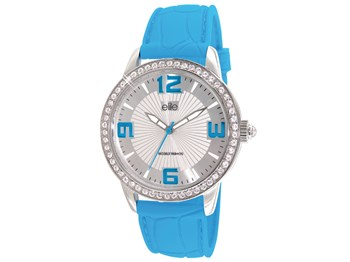 Watch Elite blue rubber E52929-208
