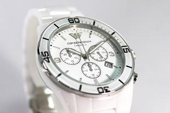 Reloj Emporio Armani cerámica  AR1424