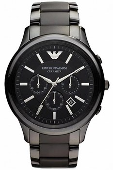 WATCH EMPORIO ARMANI CERAMIC CH IN 47 AR1451