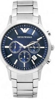 EMPORIO ARMANI BLUE DIAL AR2448