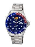 WATCH FCB STEEL ANALOG BA01202 RADIANT 8431242870908