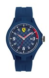 WATCH FERRARI GENTLEMAN RUBBER DARK BLUE 0830067