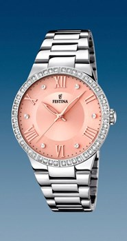 WATCH FESTINA STEEL WOMAN F16719 / 3 f16719/3