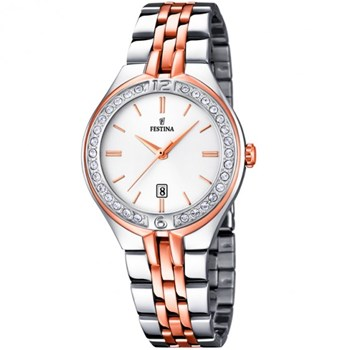 WATCH FESTINA STEEL WOMAN F16868/2