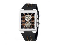 MONTRE FESTINA CHROME RECTANGULAIRE CEINTURE F16184/G